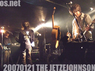 THE JETZEJOHNSON 全景