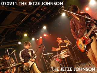 THE JETZEJOHNSON 全景 その2