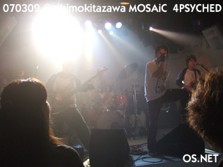 2007/003/02 4PSYCHED@MOSAiC その2
