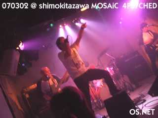2007/003/02 4PSYCHED@MOSAiC その4