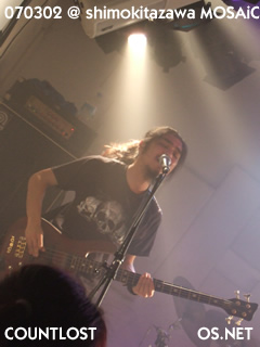 2007/003/02 COUNTLOST@MOSAiC その2