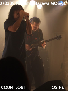 2007/003/02 COUNTLOST@MOSAiC その5