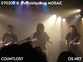 2007/003/02 COUNTLOST@MOSAiC その7