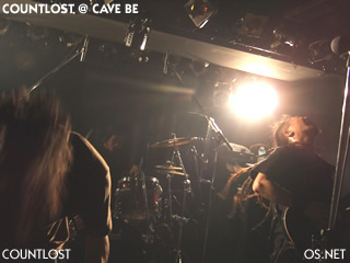 2007/003/22 COUNTLOST@Cave be